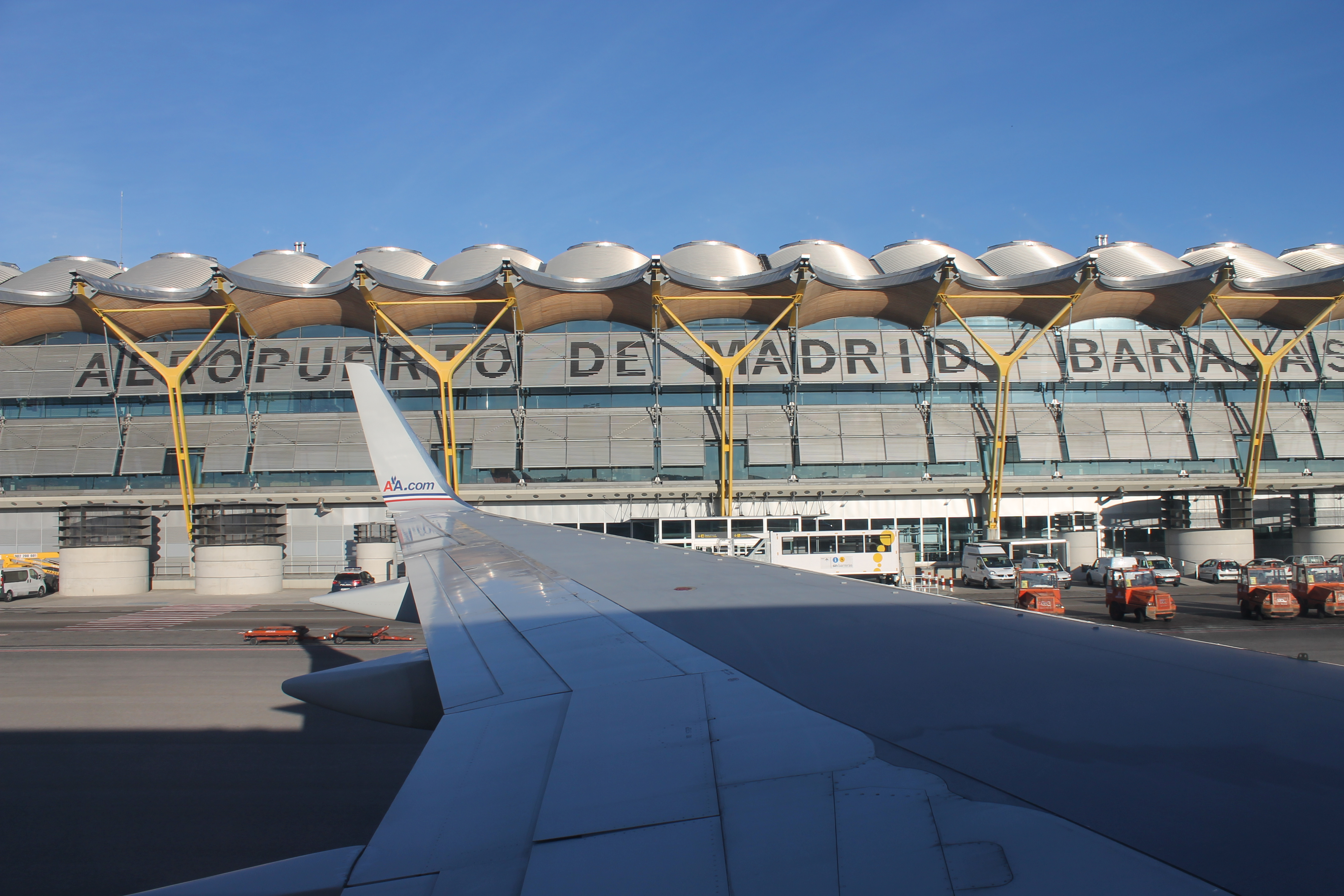 Is There A Hotel In Madrid Airport