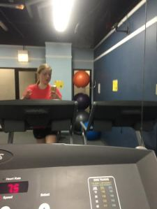 sarah treadmill